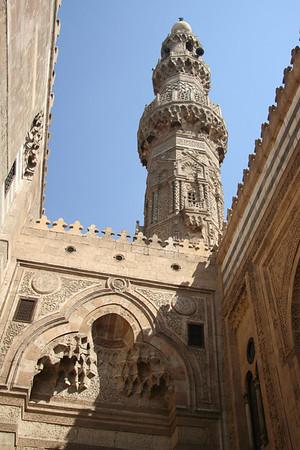 Entryway - Al-Azhar Mosque, Cairo