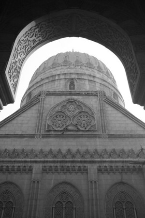 Dome - El-Sayed El-Badawi Mosque, Tanta