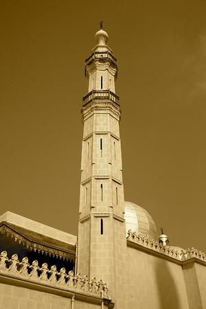 Minaret - Mosque of Imam Busiri, Alexandria