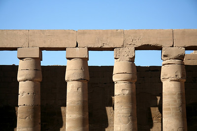 Columns - Karnak Temple, Luxor