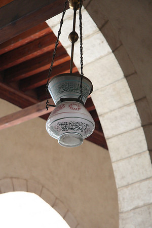 Lamp - Mosque of Amr ibn al-As, Cairo