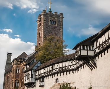 Eisenach and Weimar (Germany)
