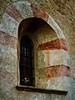 Church window in Kahlenberdorf, Austria.<br /> © Cindy Clark