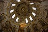 The dome of Benediktinerabtei Monastery in the village of Ettal, Germany.<br /> Photo © Carl Clark