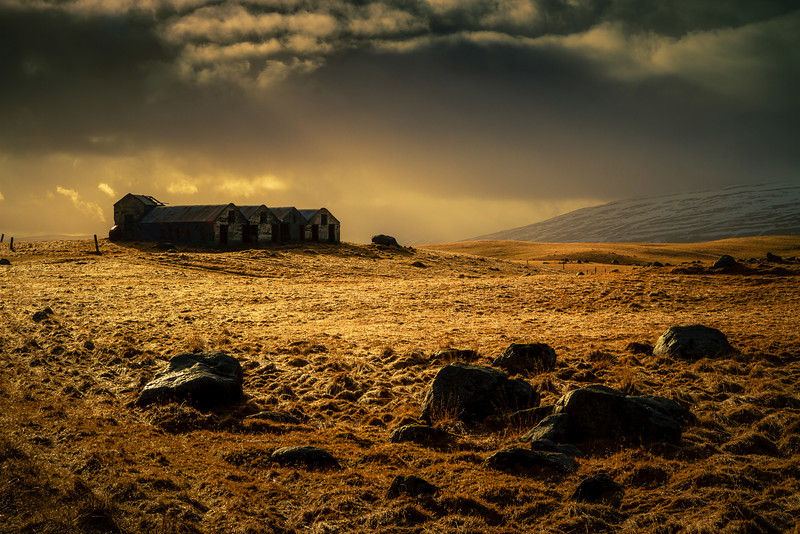 There was no shortage of dramatic landscapes on this island called Iceland.<br />   Photo © Cindy Clark