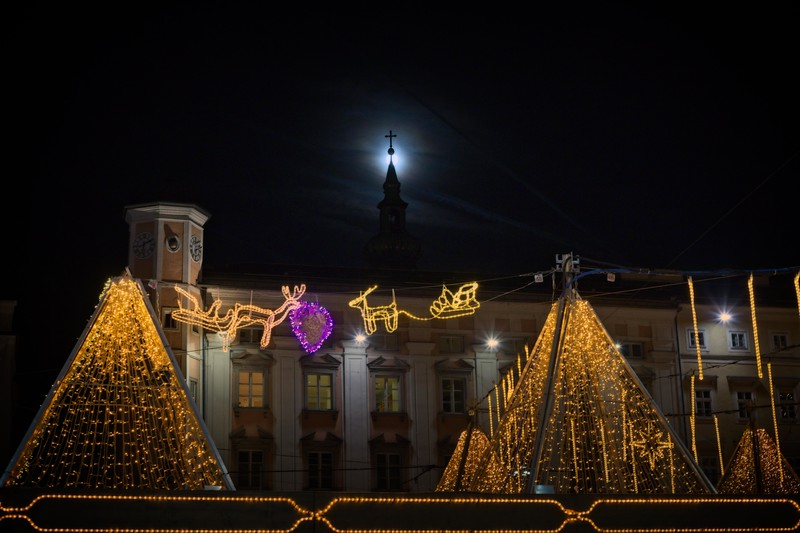 Christmas Market, Linz, Austria.© Cindy Clark