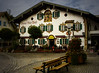 Hotel in Oberammergau, Bavaria.<br /> Photo © Cindy Clark