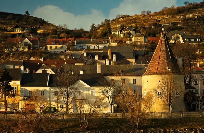 Krems, Austria in the Wachau Valley, Austria.<br /> © Cindy Clark