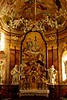 Opulence inside the Minoritenkirche in Tulln, Austria.<br /> Photo © Carl Clark