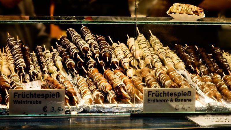 Christmas Market, Linz, Austria.<br /> © Cindy Clark