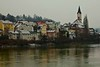 Winter in Passau, Germany.<br /> Photo © Carl Clark
