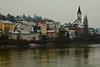Winter in Passau, Germany.<br /> Photo © Carl Clark