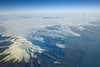 Hvannadalshnύkur, the highest peak in Iceland, and the glaciers of Vatnajökull National Park.<br /> Photo © Carl Clark