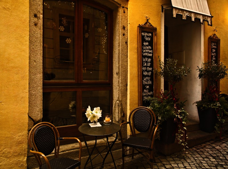 Passau, Germany.<br /> © Cindy Clark