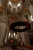 Church interior, Passau, Germany.<br /> © Cindy Clark