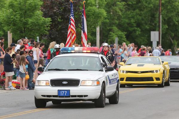 Elyria Memorial Day Parade