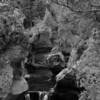 Wade up to Jemez Falls<br /> Jemez Spring, NM<br /> 9/1/12