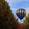 Arrival from the Albuquerque International Balloon Fiesta<br /> New Mexico<br /> 10/7/12