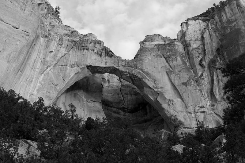Ventana Arch<br /> El Malpais National Monument<br /> New Mexico<br /> 11/21/2012