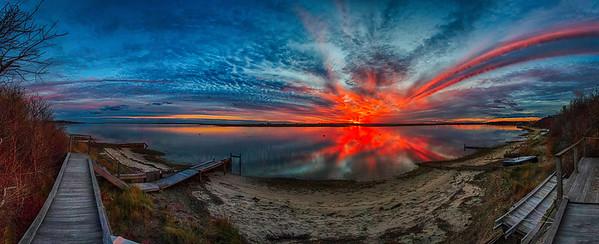 2014 final sunset