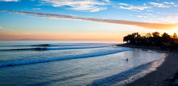 Rincon Sunset