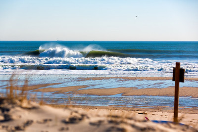 Surfing New England
