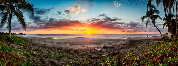 Costa Rica Panoramic