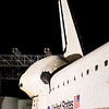 Endeavour on its Way to the California Science Center in Los Angeles CA 3