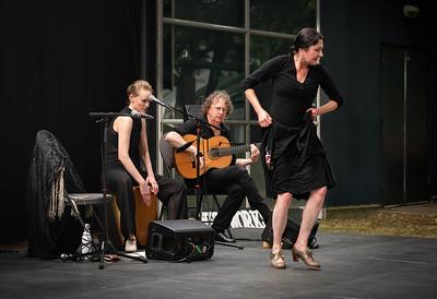 Calle Verde, Flamenco - 2018