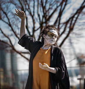 Salomé Nieto, - World Poetry Day, 2019