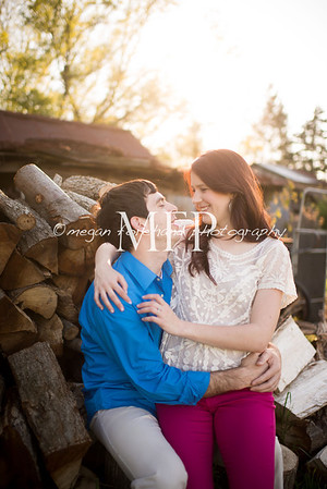 Kaitlyn & Dustin | E-Session
