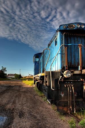 Engine 173