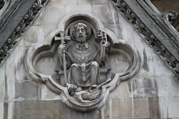 Westminster Abby, London, England.