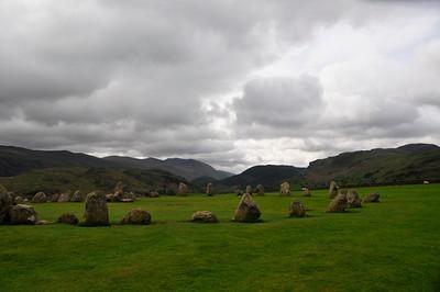 castlerig stone circle