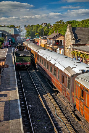 Severn Valley Railway - Bridgenorth