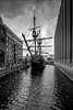The Golden Hinde Ship