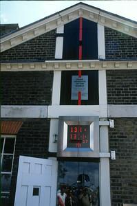 Greenwich Chronometer