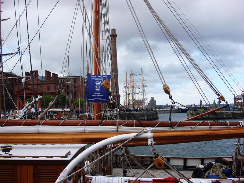 Liverpool Tall Ships 2
