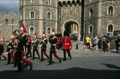 Beefeater Foot Guard