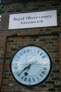 Greenwich Official 24 hour Clock