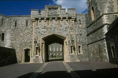 King George Gate, Windsor Castle
