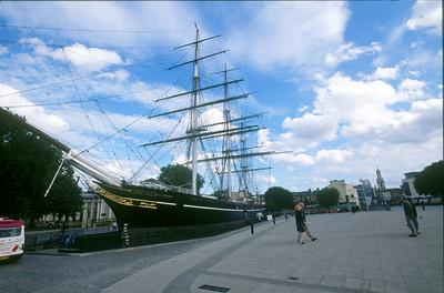 Clipper Ship Cutty Sark