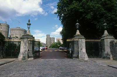 Castle Hill Gate, Windsor Castle