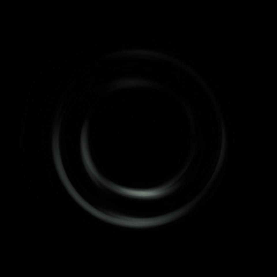 centering - three: kyu - 虚 - emptiness