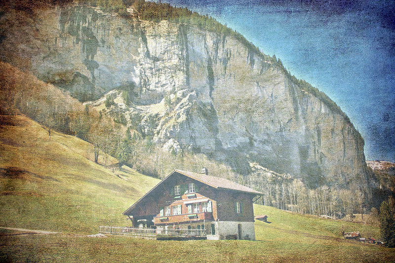 """""""Vintage Europe"""" Series #15"""