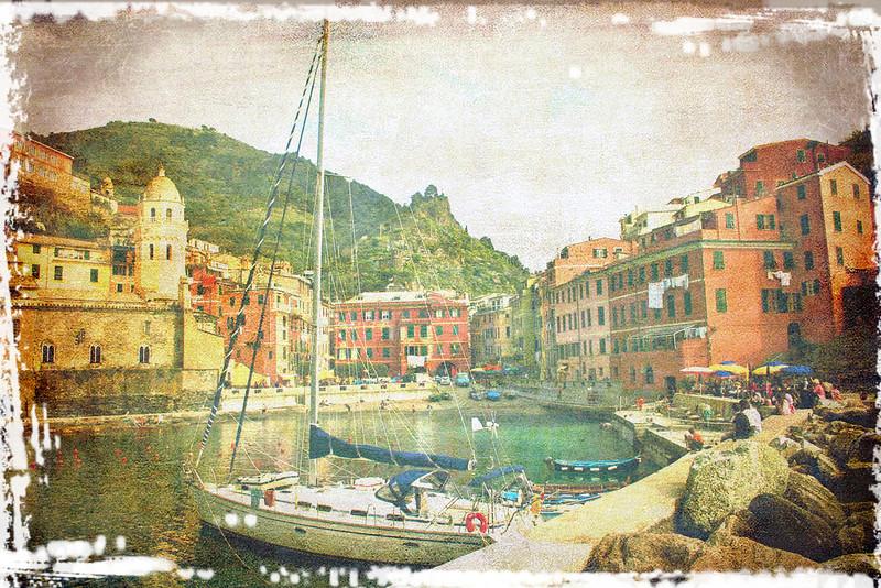 """""""Vintage Europe"""" Series #4"""