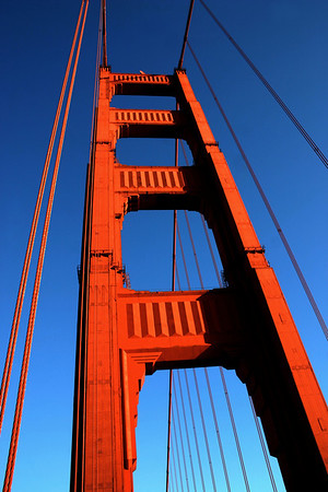 Golden Gate Bridge- San Francisco, CA