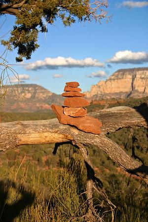 Balance... near Sedona, AZ