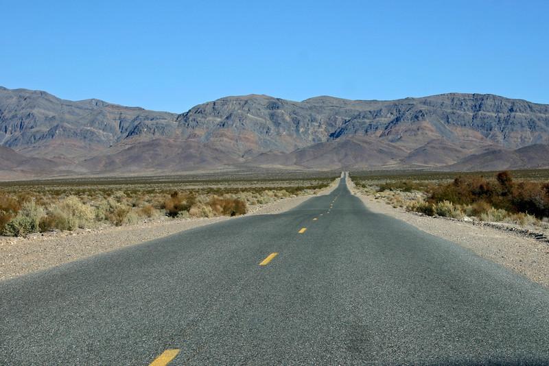 Spanish Trail Highway- near Tecopa, California