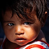 "Indigenous Panamanian Kid<br /> <br /> - Entry for the DSS Challenge #97 ""The eye's have it!""<br /> <br /> She's a Kuna Yala kid and her name is Laro-owin - as written by her father on a small piece of paper, at my request.  (ZZ)"